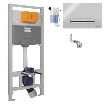 IMPRESE Комплект инсталляции 3в1(PANI хром) (OLIpure)