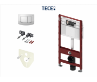 Комплект TECEbase для установки подвесного унитаза с панелью смыва ТЕСЕambia