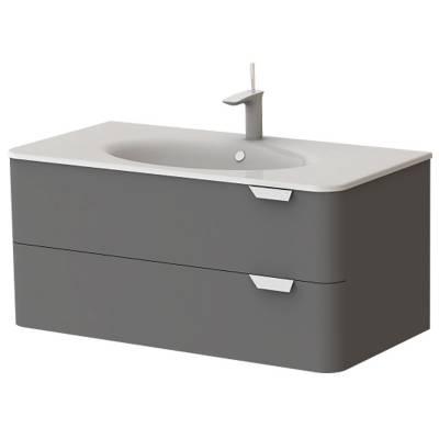 Тумба для ванной Botticelli Velluto 100