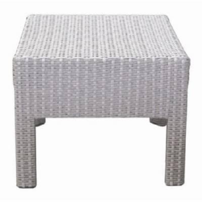 Плетеный столик БАЛИ для шезлонга ТЕРРАСА Люкс