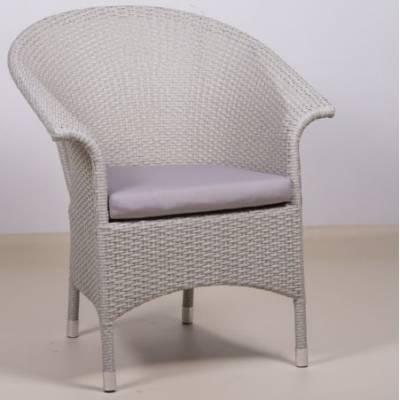 Плетеное кресло РИО жгут 9378 ТЕРРАСА Люкс с подушкой