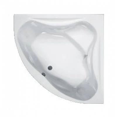 Акриловая ванна Santek Сан-Паулу 150x150x52 равносторонняя