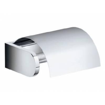 Держатель туалетной бумаги с крышкой Keuco 30060 010000 Edition 300
