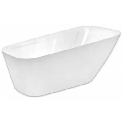 Акриловая ванна Gemy 170x77x40x64