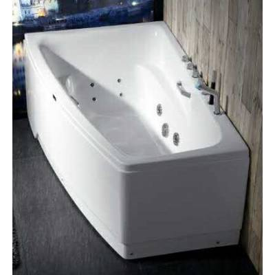 Акриловая ванна Loranto 100x170x66 левая