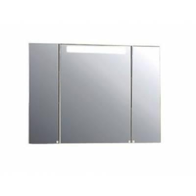 Шкаф-зеркало со светильником Акватон Мадрид 100
