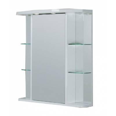 Зеркало-шкаф Акватон Эмили 80