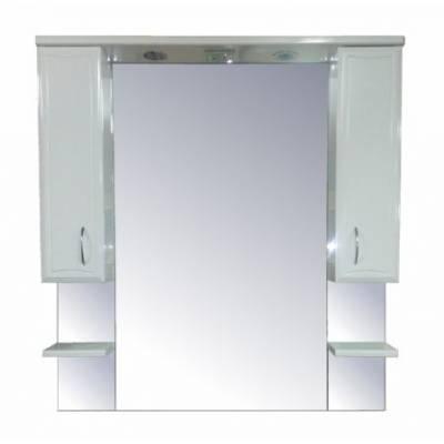 Зеркало-шкаф Коралл-100/2 (1072*1000*170)