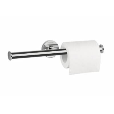 41717000 Logis Universal двойной держатель туалетной бумаги, хром