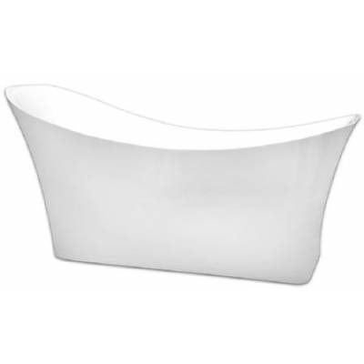 Акриловая ванна Gemy 170x85x80