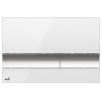 M1720-1 Кнопка управления, белая