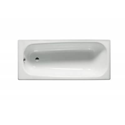 Стальная ванна Roca CONTESA 100x70x41 универсальная