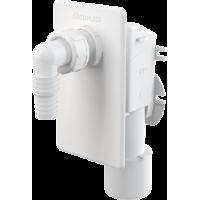 Сифон для стиральной машины под штукатурку белый Alca Plast APS4