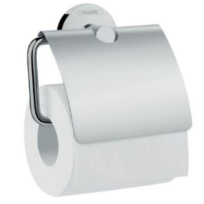 41723000 Logis Universal держатель для туалетной бумаги, хром