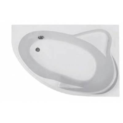 Акриловая ванна Roca LUNA (Roca) 170x115x52 правая