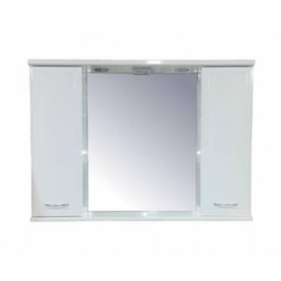 Зеркало-шкаф Коралл-100 (725*1000*170)