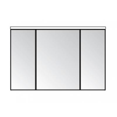 Зеркало-шкаф Акватон Брук 120