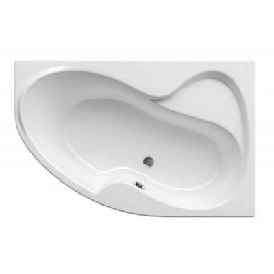Акриловая ванна Ravak ROSA II 160x105x45,5x62 правая