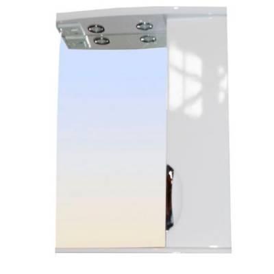 Зеркало-шкаф Стиль 58 (580*745*180)