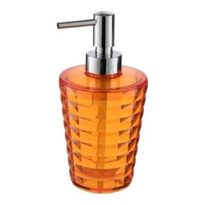 FX-80-67 Дозатор для жидкого мыла GLADY оранжевый, термопластик 6\36