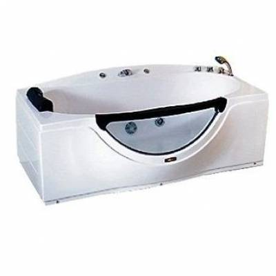 Акриловая ванна Loranto 168x79x50x68 правая