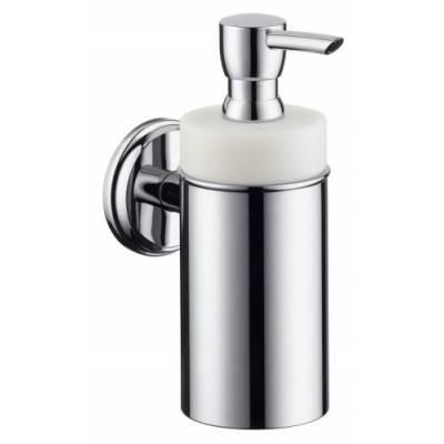 Диспенсер для жидкого мыла керамический Hansgrohe Logis Classic 41614000