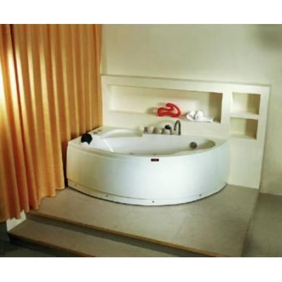 Акриловая ванна Loranto 170x100x50 левая