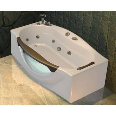 Акриловая ванна Appollo 180x97x55x68 универсальная