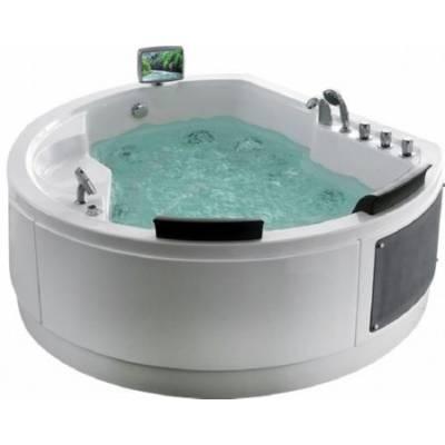 Акриловая ванна Gemy 183x183x83