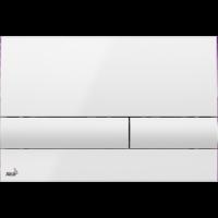 Кнопка управления Alcaplast M1710, белый