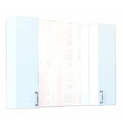Зеркало-шкаф Sanflor Глория 105