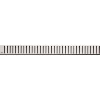 PURE-550L Решетка для водоотводящего желоба (Нержавеющая сталь глянцевая)