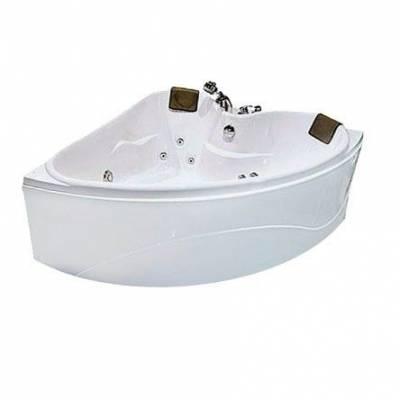 Акриловая ванна Loranto 146x146x50x60 равносторонняя