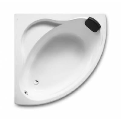 Акриловая ванна Roca BALI 150x150x48 универсальная