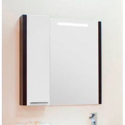 Шкаф-зеркало Акватон Брайтон 80