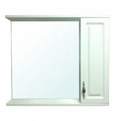 Зеркало-шкаф Janet 80 (800*700*140) (Ольха)