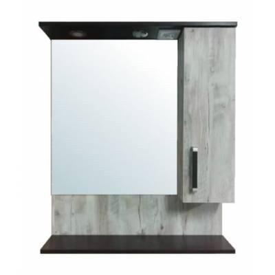 Зеркало-шкаф Натали 75 правое (750*880*150)