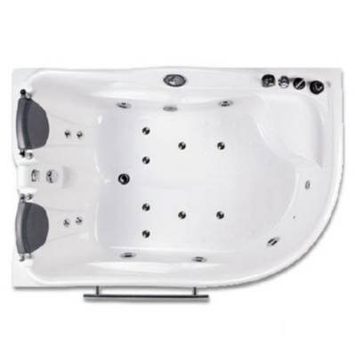 Акриловая ванна Eago 180x120x60 левая