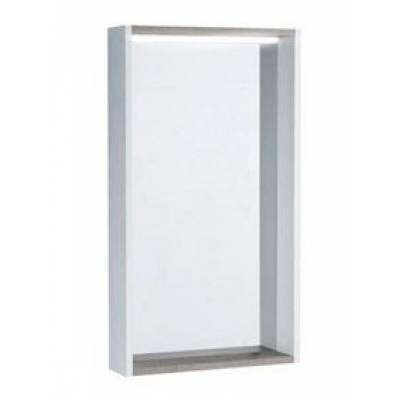Зеркало с освещением Акватон Бэлла 46