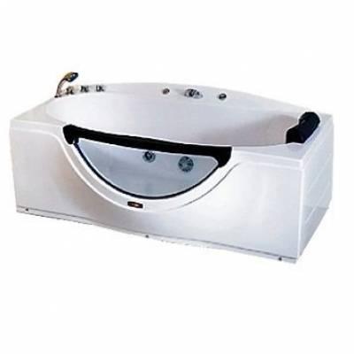 Акриловая ванна Loranto 168x79x50x68 левая