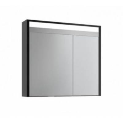 Карино 80 Зеркальный-шкаф