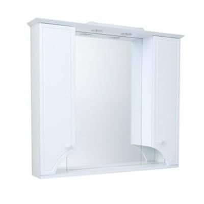 Элен 95 зеркало-шкаф