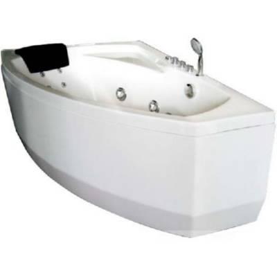 Акриловая ванна Appollo 119x170x67 левая