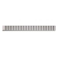 LINE-550M Решетка для водоотводящего желоба (Нержавеющая сталь матовая)