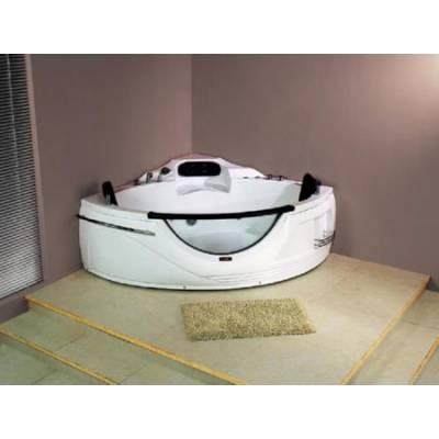 Акриловая ванна Loranto 150x150x50 равносторонняя