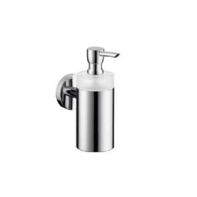 Диспенсер для жидкого мыла, с держателем Hansgrohe 40514000 Logis