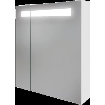 MELAR Зеркало-шкафчик 70 c подсветкой