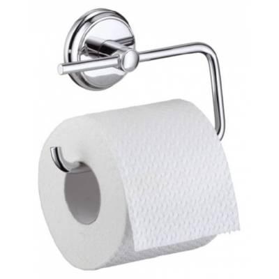 Держатель для туалетной бумаги Hansgrohe Logis Classic 41626000