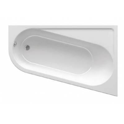 Акриловая ванна Ravak CHROME 170x105x43x60,5 правая
