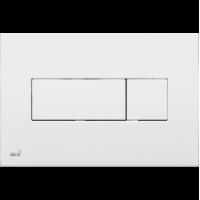 Клавиша смыва AlcaPlast M37, белый
